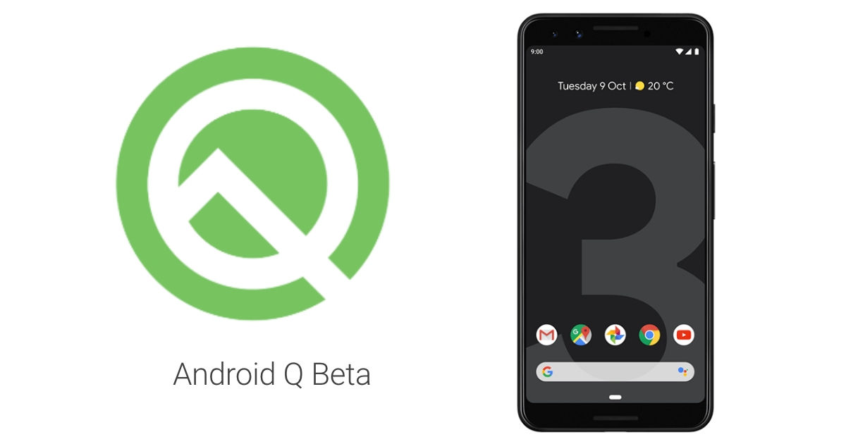 android q beta samsung a50