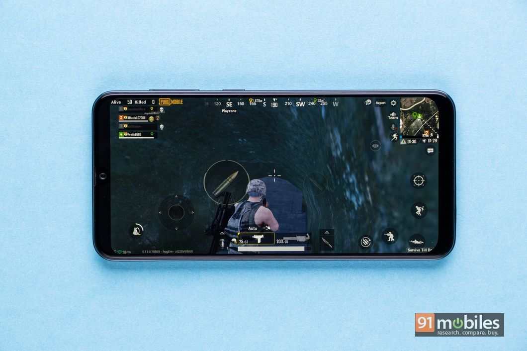 Play Pubg Mobile With Hd Graphics On Mid Range Phones: Samsung Galaxy A30 Review: The Korean Giant Gets Serious