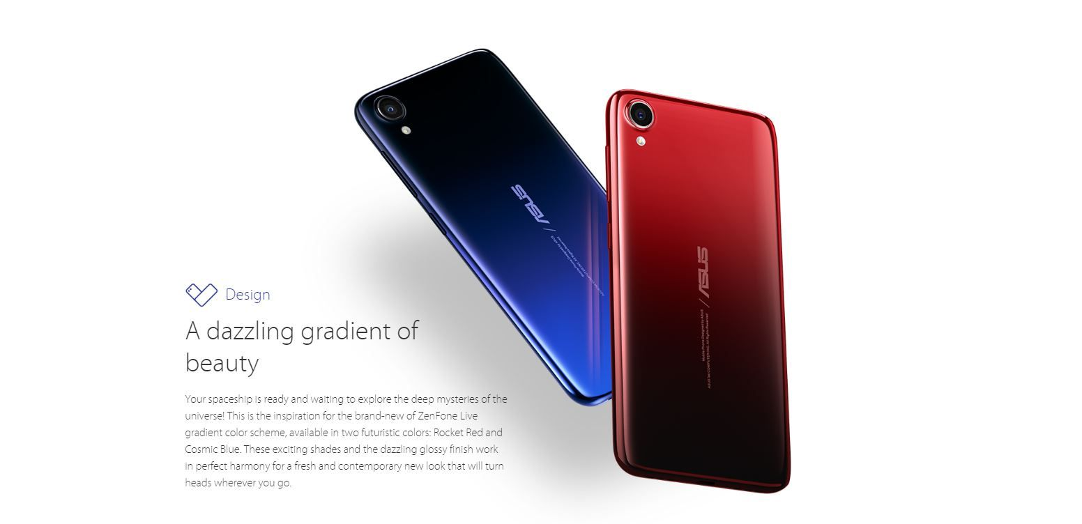 Image result for Asus ZenFone Live L2