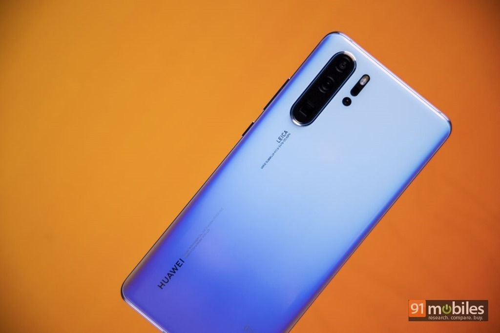 Here's when your Huawei phone will receive the EMUI 10