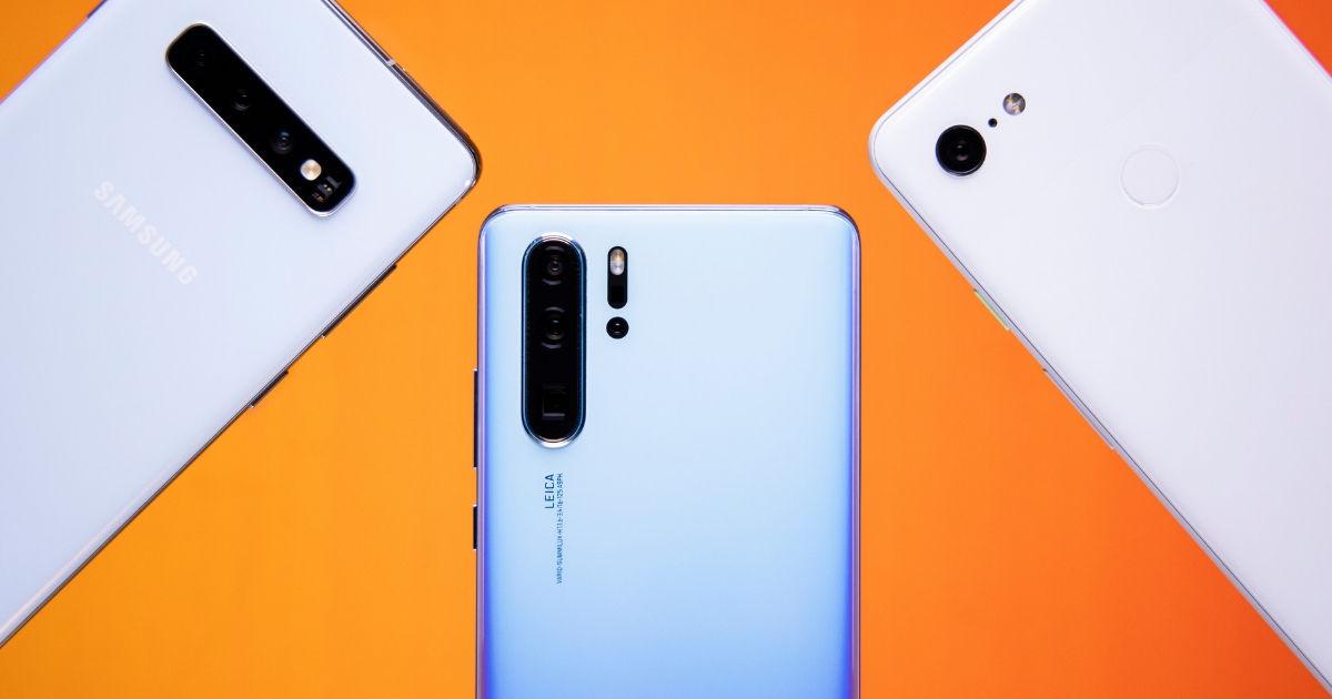 Huawei P30 Pro vs Samsung Galaxy S10+ vs Google Pixel 3 XL