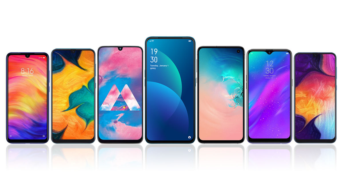 All the phones that launched in March 2019 | 91mobiles.com