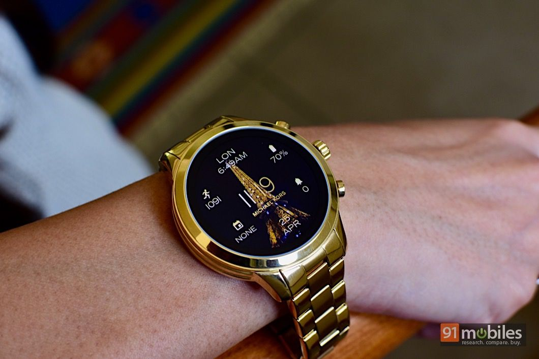 feaf97d08baac8 Michael Kors Access Runway_9. If I were to recommend a women's smartwatch  ...