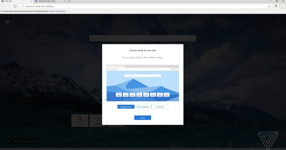 Microsoft's Chromium-based Edge browser made available for