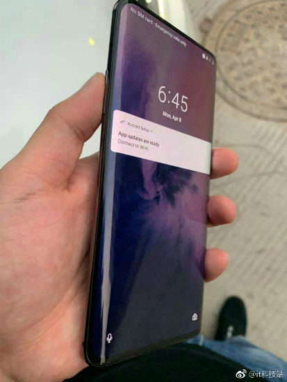 8ec79d6cc59290 The 'About phone' section from the live image tells us the phone might be  called OnePlus 7 Pro – where 'Pro' might potentially be denoting 5G  capability.