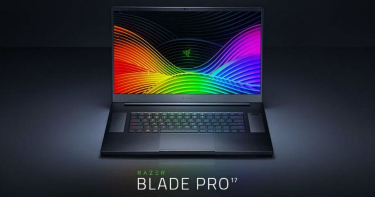 Razer Blade 15, Blade 17 Pro laptops launched with price