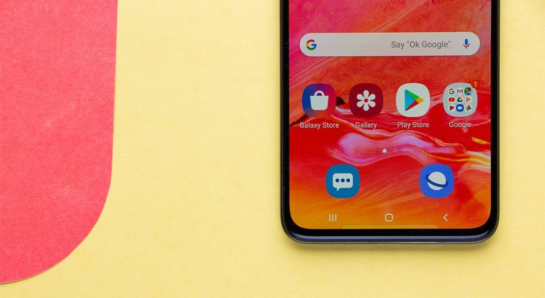 Samsung Galaxy A70 review - 91mobiles (2)