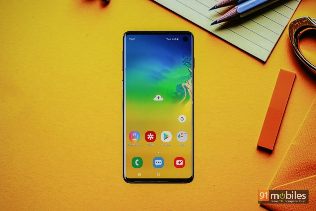 Samsung Galaxy S10 review: the middle child you shouldn't ignore