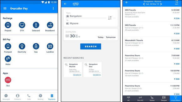 Truecaller announces partnership with redBus to let users
