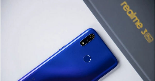 Realme 3 Pro first update brings 960 fps slo-mo, camera