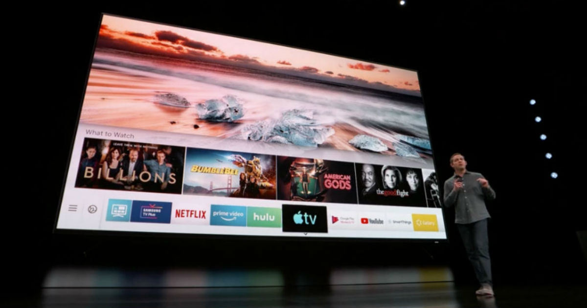 Apple TV revamped app rolls out with iOS 12 3 update