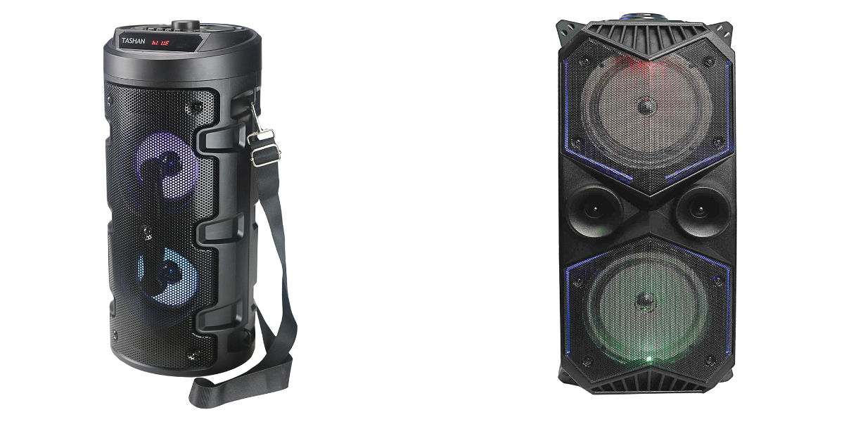 Detel Jazzy And Tashan Bluetooth Speakers Launched In India Price Starts At Rs 1 999 91mobiles Com