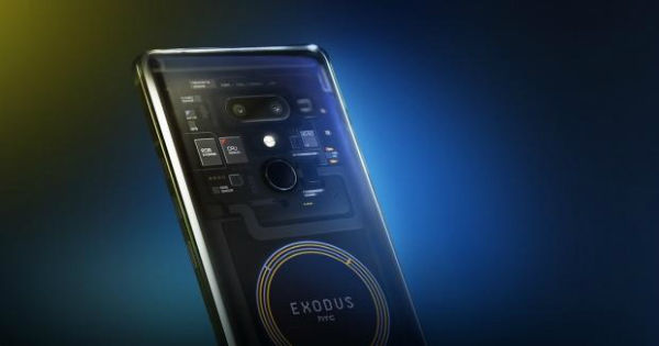 HTC Exodus 1s second blockchain phone announced, to be priced under