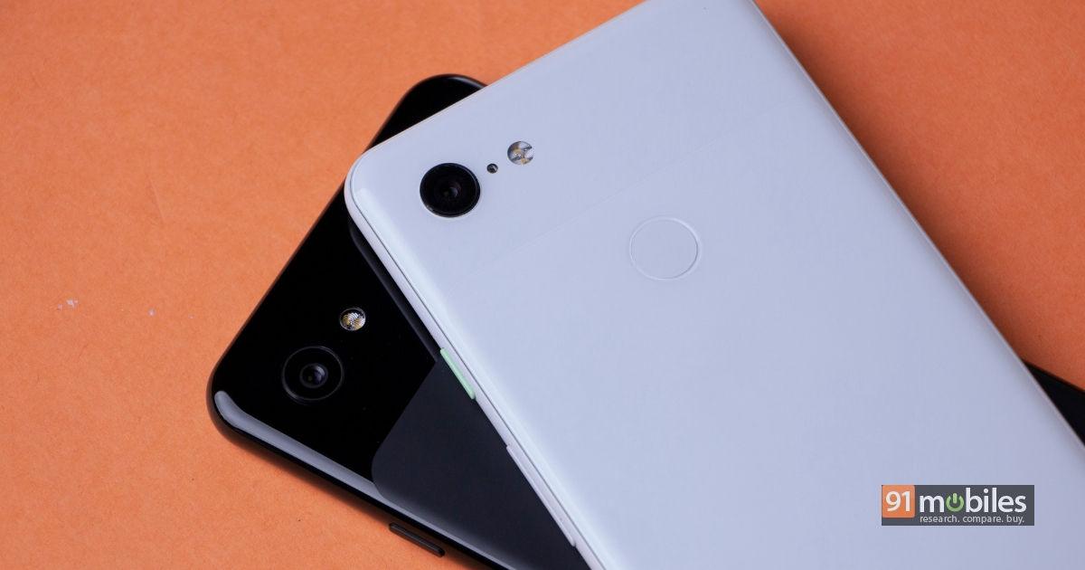 Pixel 3 users facing shaky camera UI issue | 91mobiles com