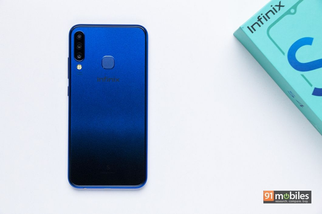 Infinix S4 unboxing and first impressions: an imaging powerhouse