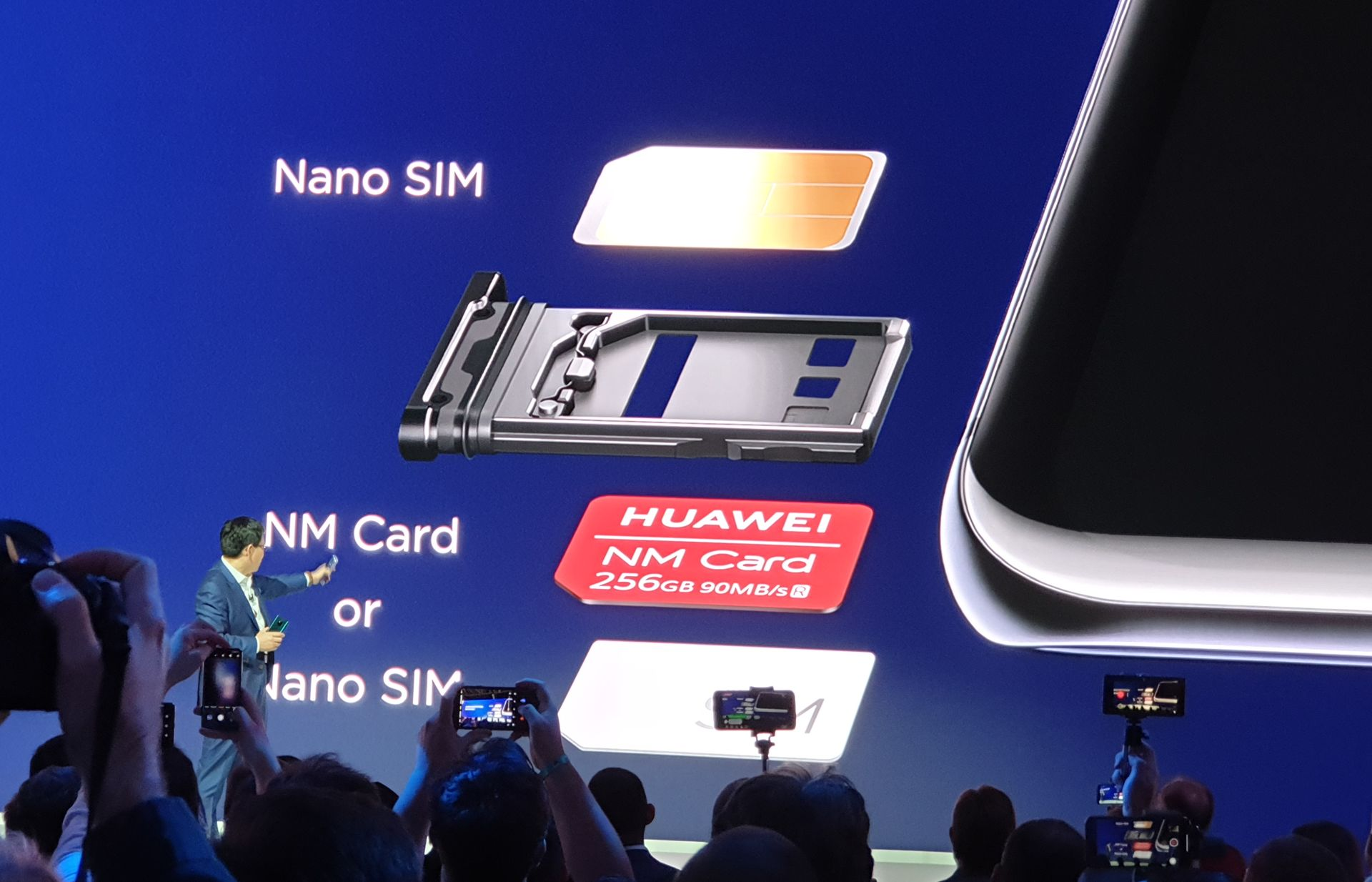 Huawei gets banned from using SD cards as bad days become worse
