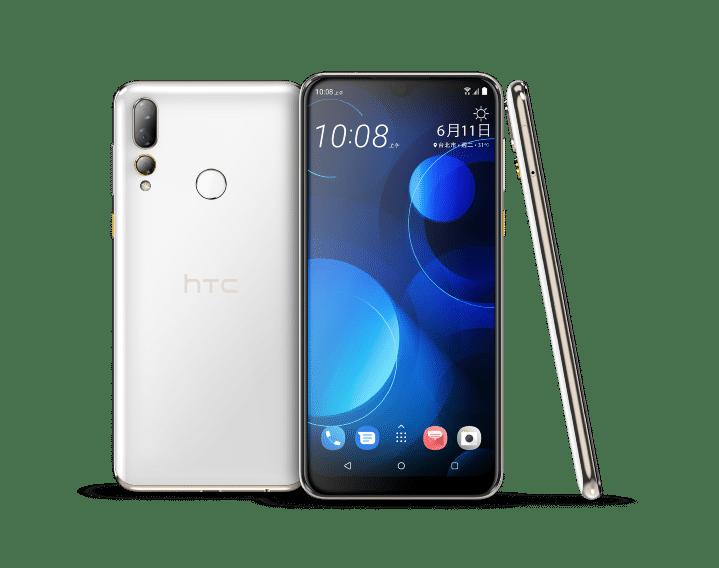HTC Desire 19+,HTC Desire 19+ and htc u19e