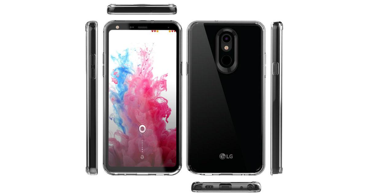 LG Stylo 5's new press renders leaked