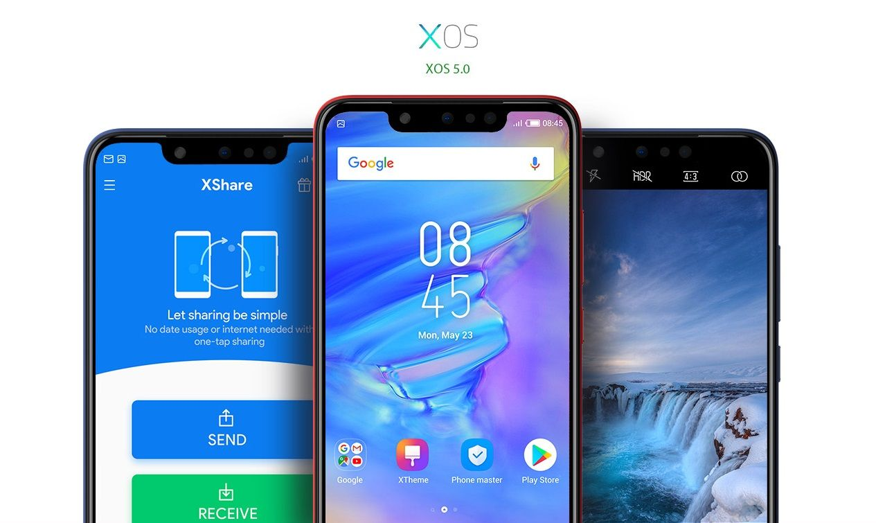 Infinix Hot 7 Pro with quad cameras and 4,000mAh battery