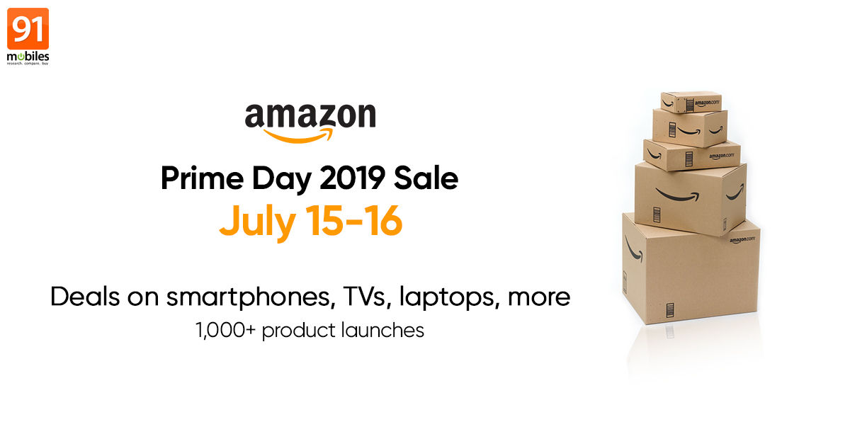 Amazon Prime Day 2019 sale will kick off on July 15th, with