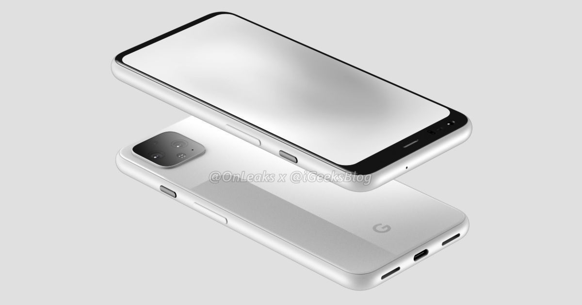 Google Pixel 4 and Pixel 4 XL to feature Soli motion sensing radar