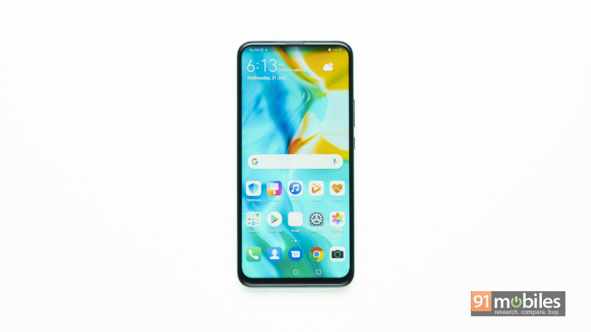 Huawei Y9 Prime 2019 with pop-up selfie camera launched in India