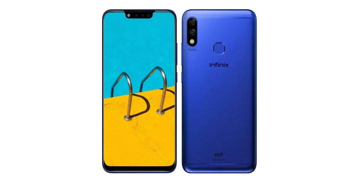 Infinix Hot 7 price in India is set at Rs 7,999