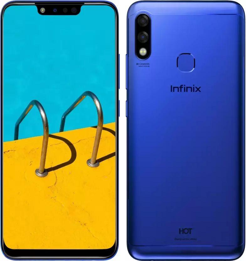 Infinix Hot 7 official