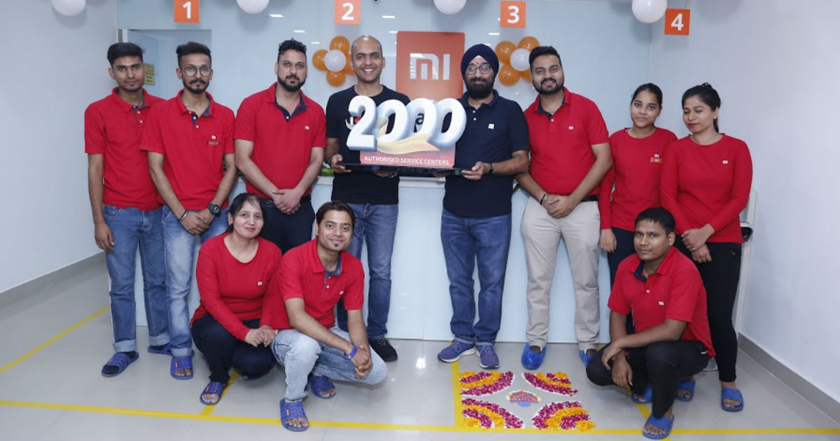 Xiaomi Opens 2 000th Authorised Service Centre In India 91mobiles Com