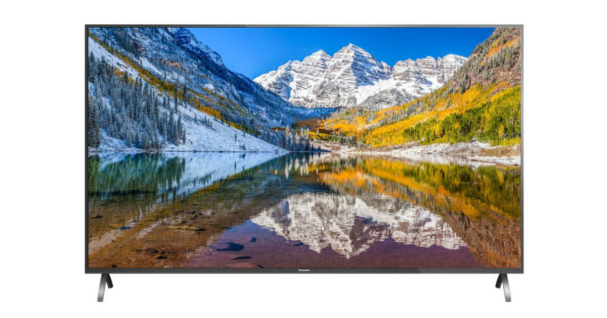 CES 2019]: Panasonic GZ2000 4K OLED TV with HDR10+ and Dolby Atmos