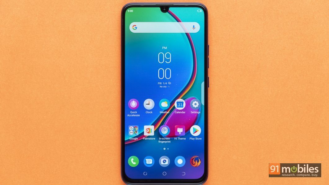 TECNO Phantom 9 unboxing and first impressions: riding high