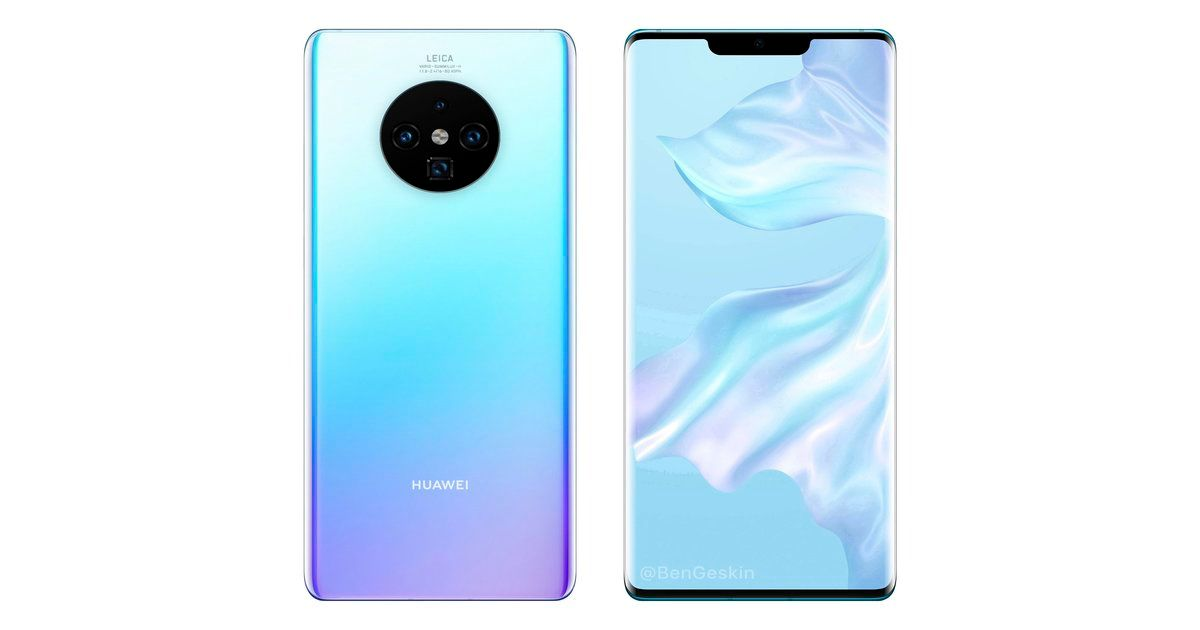 Huawei Mate 30 Pro could feature IMX600 series dual cameras