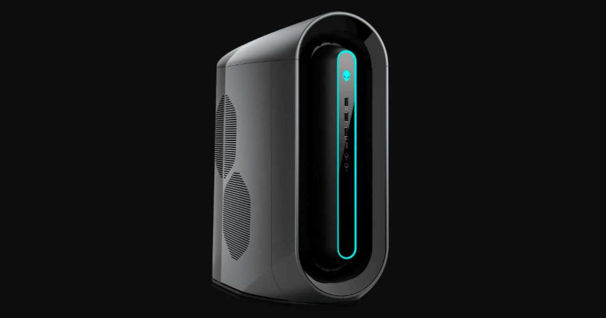 Dell Alienware Area-51m review: a gaming desktop in the garb