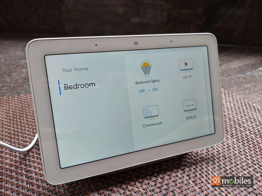 Google Nest Hub review | 91mobiles com