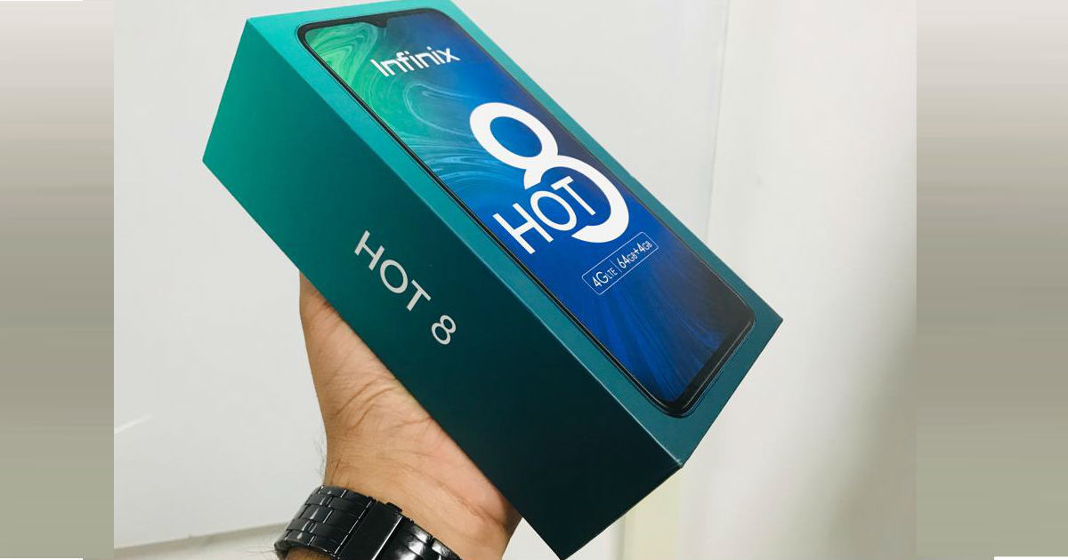 Image result for infinix hot 8
