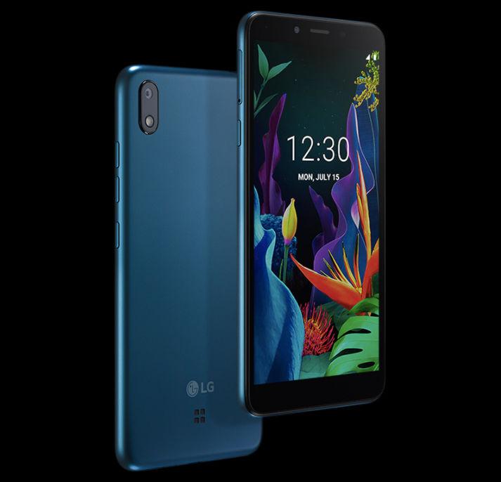 推出Android Go的LG K20预算智能手机 了解价格规格
