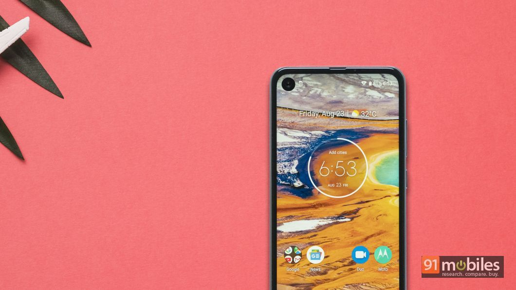 Motorola One Action review   91mobiles com