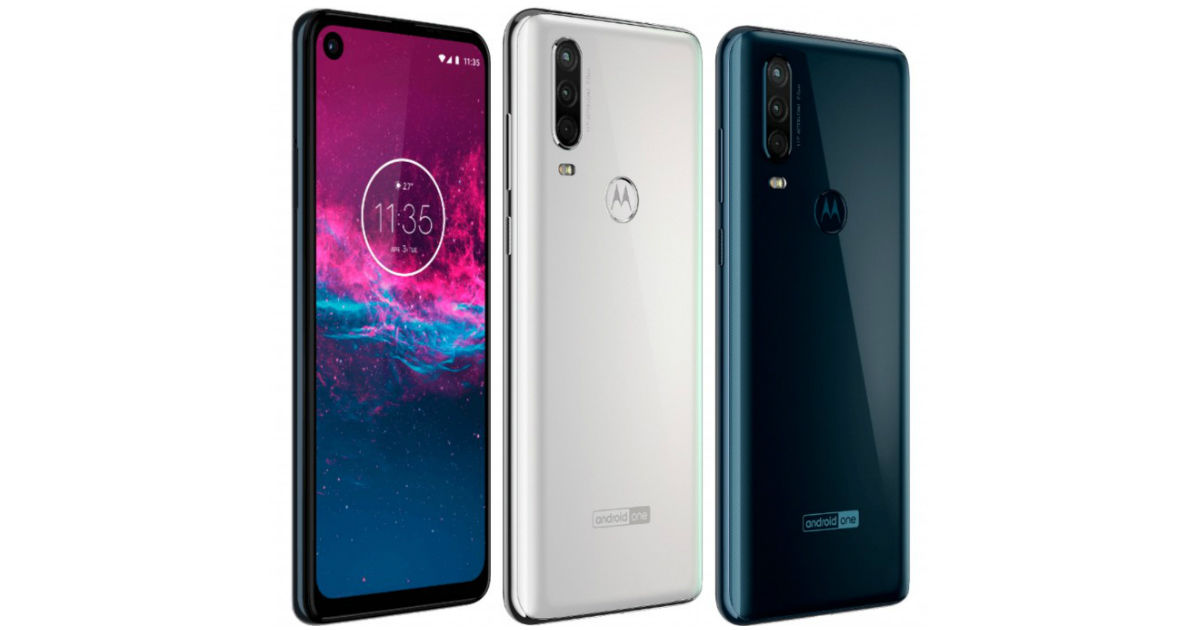 Image result for Motorola One Action Will be Launched in India Tomorrow