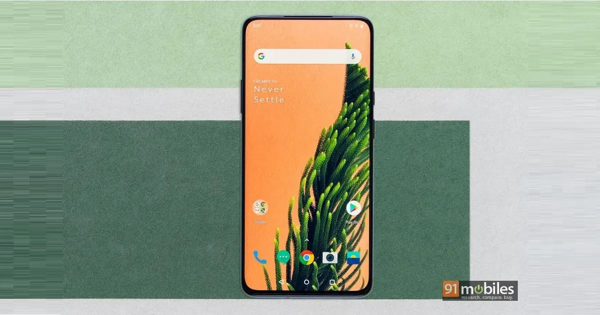 OnePlus 7T and 7T Pro specifications, price, launch date