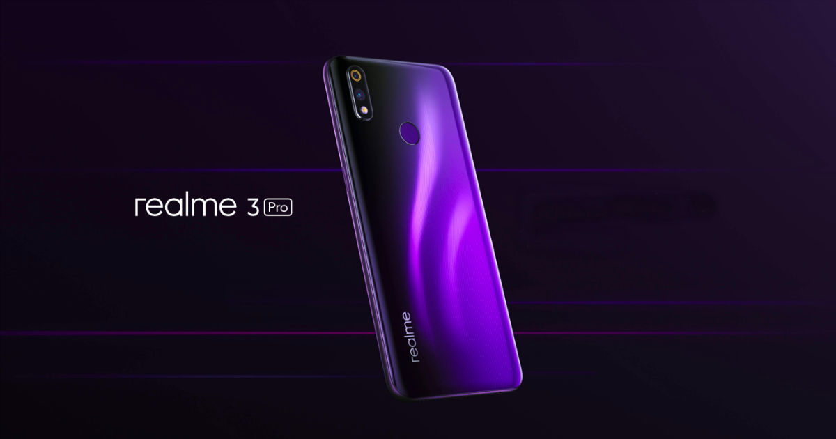 Realme 3 Pro's HyperBoost 2 0 feature to come to older