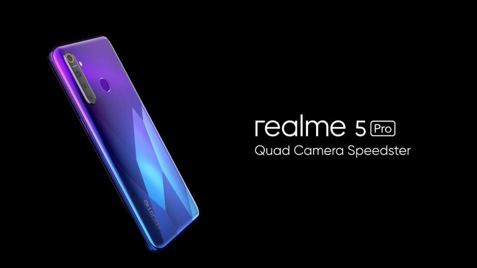 realme 5 pro price in india