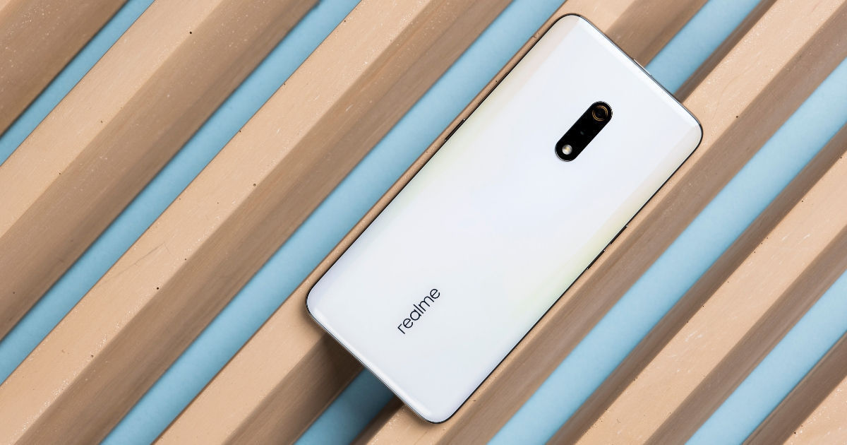 RealmeOS will be released to all Realme phones, confirms