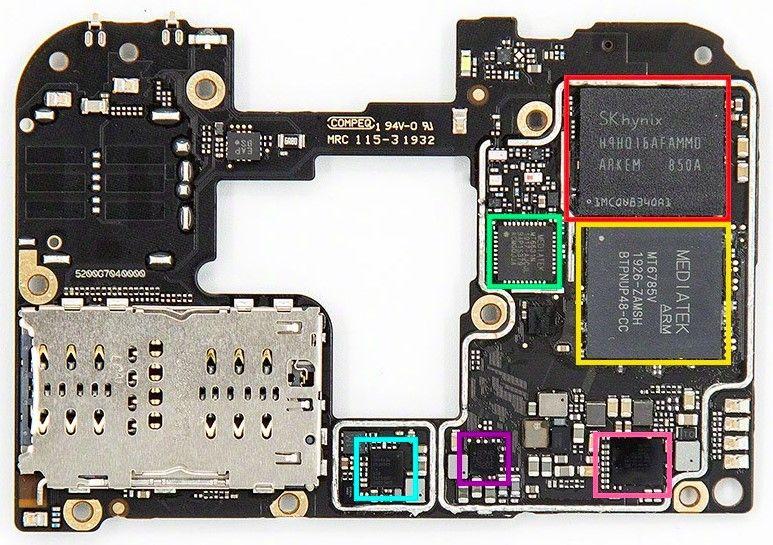Redmi Note 8 Pro teardown reveals heat management system
