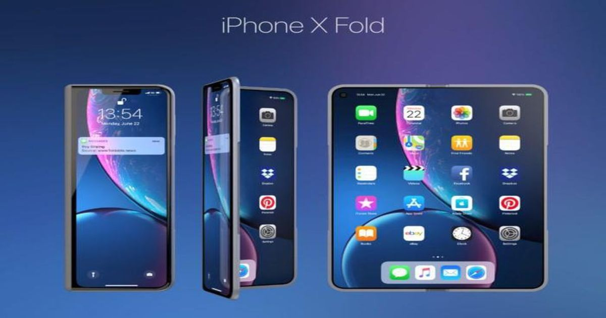 Apple's first foldable could be an iPad; likely to launch ...