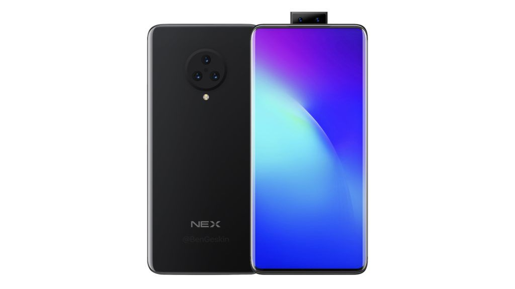 Vivo NEX 3 could come with 120W Super Flash Charge