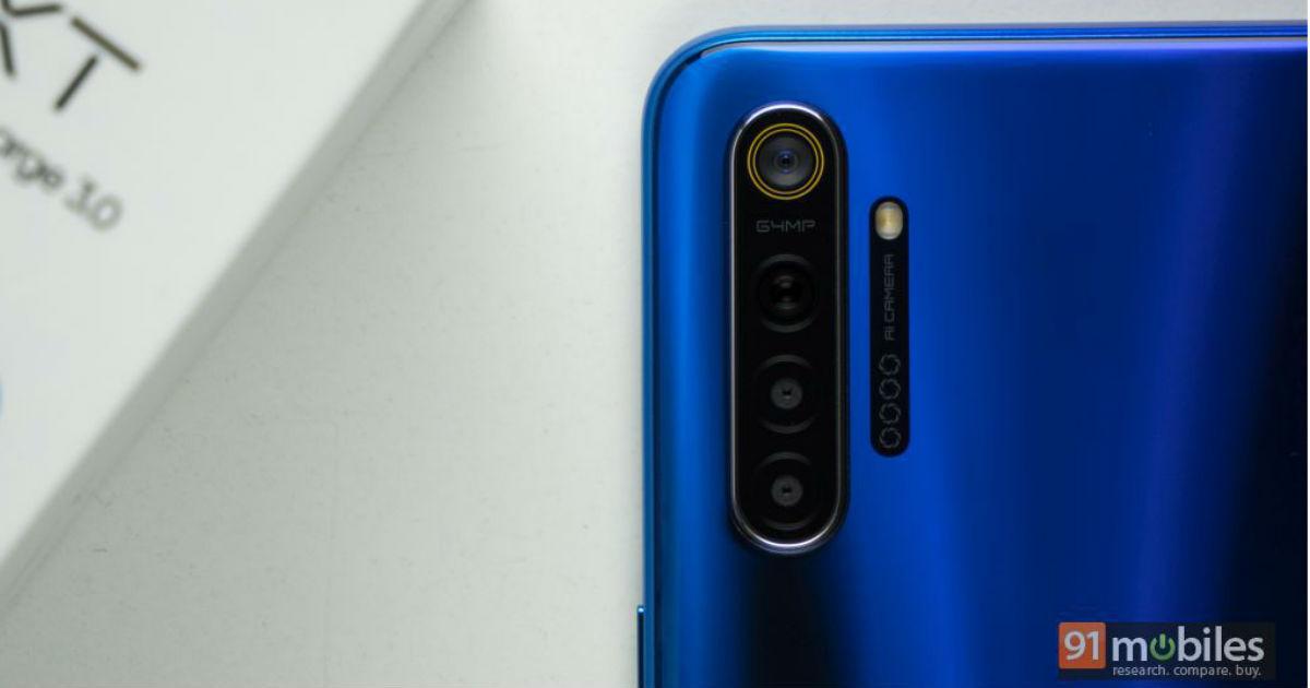 Redmi K30 5G with Snapdragon 765G, 64MP Sony IMX686 quad