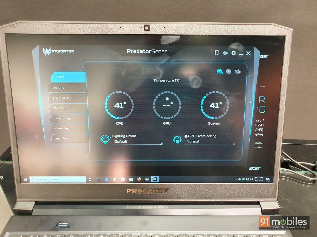 Acer Predator Triton 300 and Triton 500 first impressions