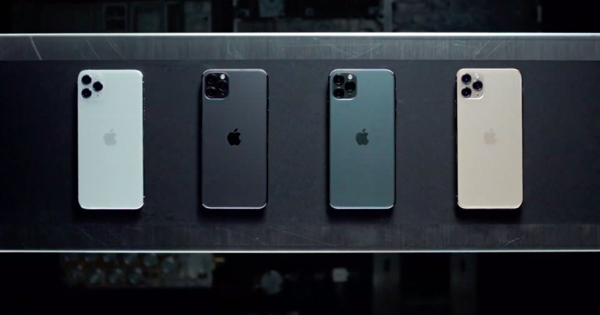 Iphone 11 Series With Upgraded Cameras And A13 Bionic