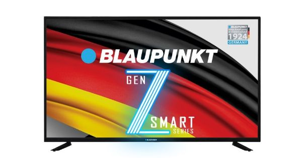 Blaupunkt Gen Z series Smart LED TVs launched in India