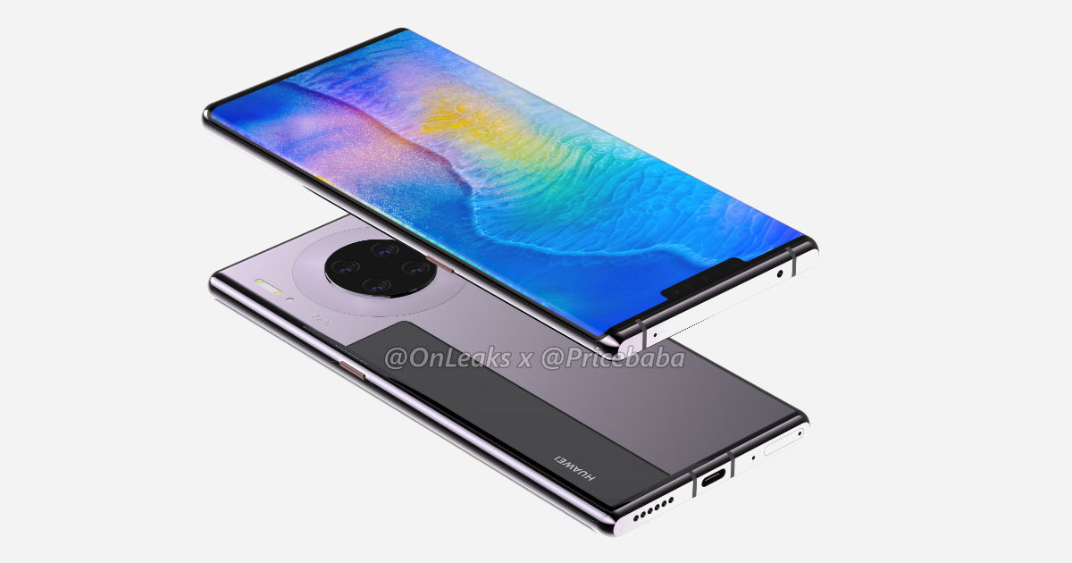 Huawei Mate 30 Pro complete specifications leaked